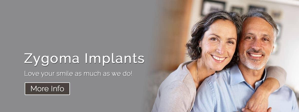 Zygoma dental implants, ECOS Moncton