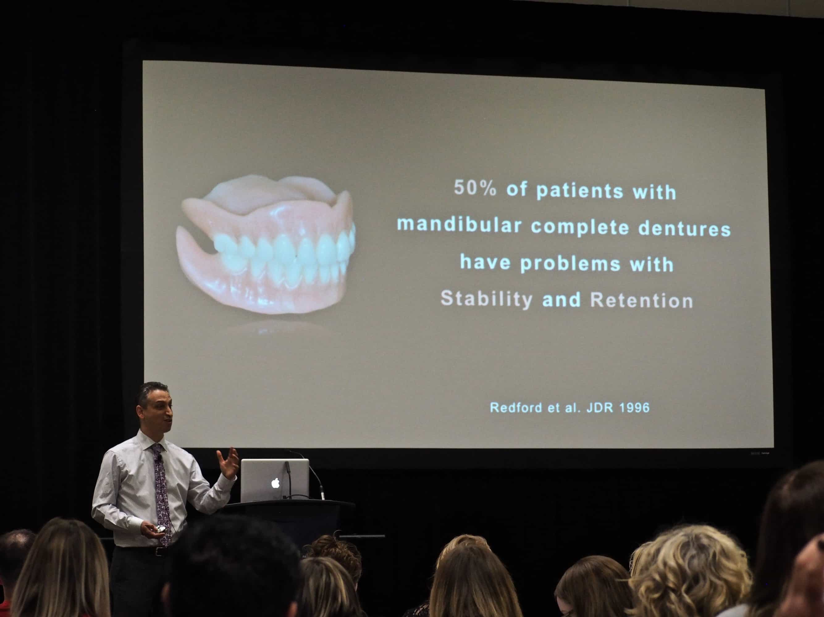 Oral Pathology/Treatment options for the edentulous patient/ Replacement of the failing anterior Maxillary tooth
