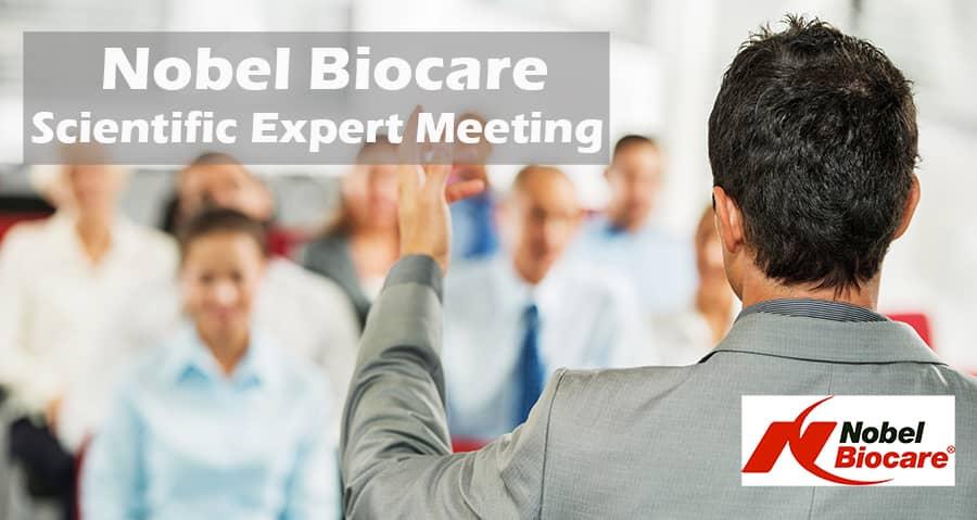 Nobel Biocare Scientific Expert Meeting
